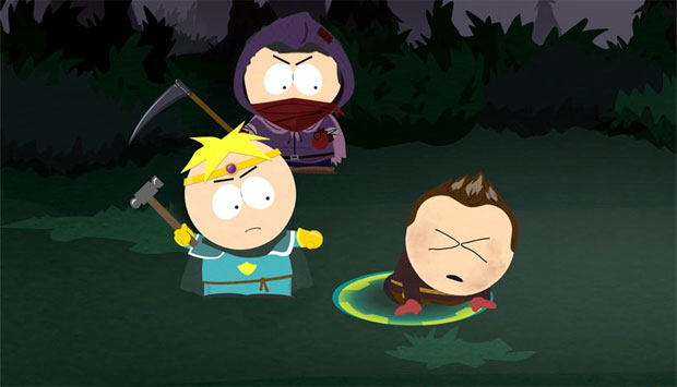 South Park: The Stick of Truth is now available on Xbox360, PC, and PS3.