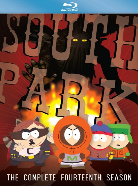 South Park: The Complete Fourteenth Season was released on Blu-ray and DVD on April 26th, 2011