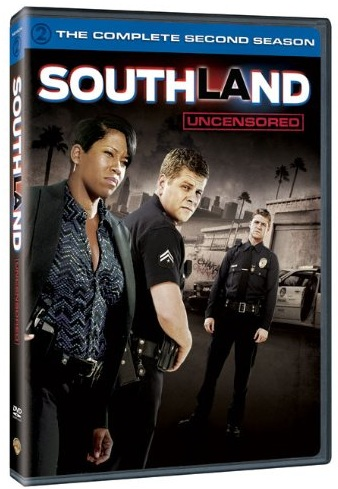 Southland: The Complete Second Season was released on DVD on May 24th, 2011.