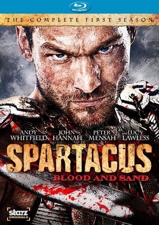 Spartacus: Blood and Sand: The Complete First Season was released on Blu-ray and DVD on September 21st, 2010