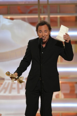 Winner Bruce Springsteen for Best Original Song in a Motion Picture for