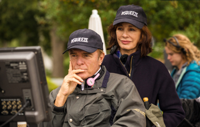 Terry Jastrow, Anne Archer