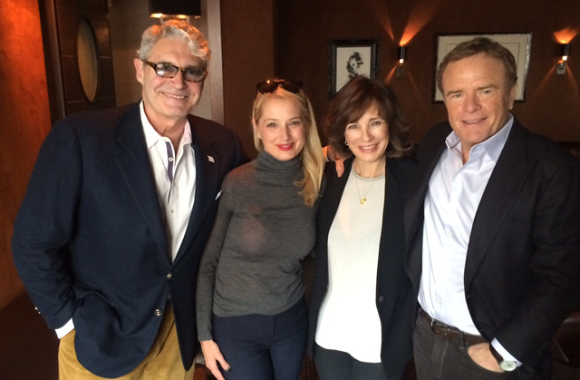 Michael Nouri, Katherine LaNasa, Anne Archer, Terry Jastrow