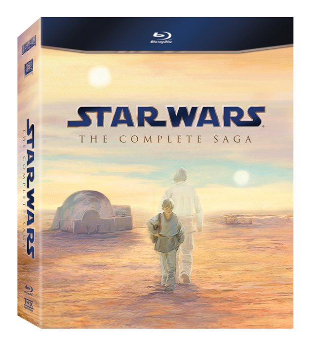 A Galaxy Far, Far Away: 'Star Wars: The Complete Saga' releases on Blu-ray Disc in September