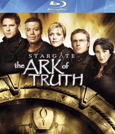 Stargate: The Ark of Truth Blu-Ray