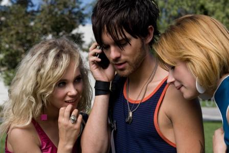 Juno Temple, Thomas Dekker and Haley Bennett star in Gregg Araki's Kaboom.