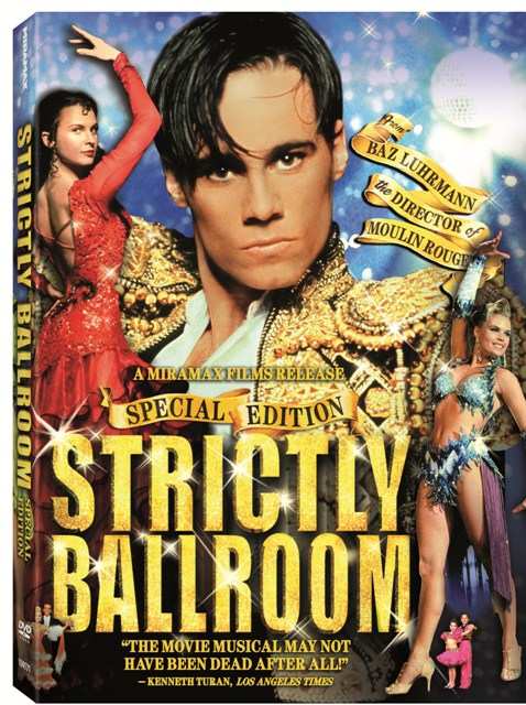 Strictly Ballroom: Special Edition was released on DVD on November 23rd, 2010
