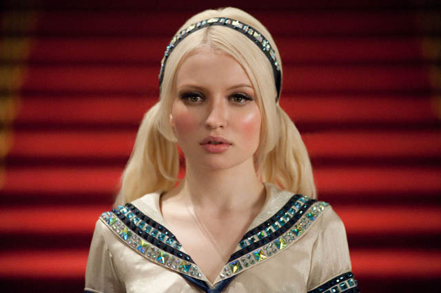 Rocking the Cradle: Emily Browning as Baby Doll in 'Sucker Punch'