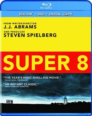 'Super 8' on Blu-ray