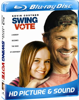 Swing Vote is released by Touchstone Home Entertainment on January 13th, 2009.
