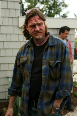 Donal Logue as Hank Dolworth in TERRIERS Wednesday, Sep. 8 on FX.