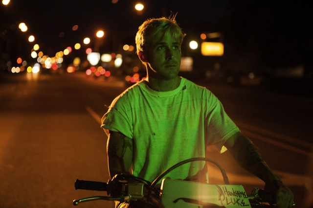 Ryan Gosling stars in Derek Cianfrance's The Place Beyond the Pines, a Focus Features release.