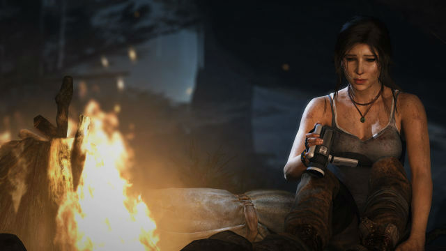 Tomb Raider: Definitive Edition is now available on PlayStation 4 and Xbox One