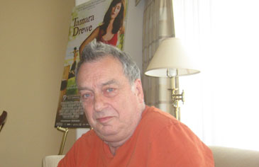 Stephen Frears in Chicago, October 5th, 2010