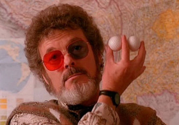 Tamblyn as Dr. Jacoby in 'Twin Peaks'