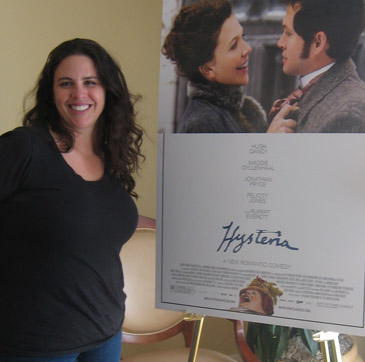 Tanya Wexler in Chicago, May 11, 2012