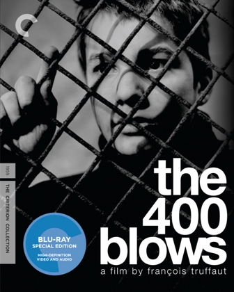 The 400 Blows was released on Blu-Ray on March 24th, 2009.