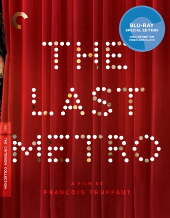 The Last Metro was released on Blu-Ray on March 24th, 2009.