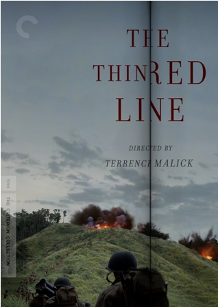 The Thin Red Line was released on Blu-ray and DVD on September 28th, 2010