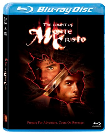 The Count of Monte Cristo was released on Blu-ray on September 13th, 2011