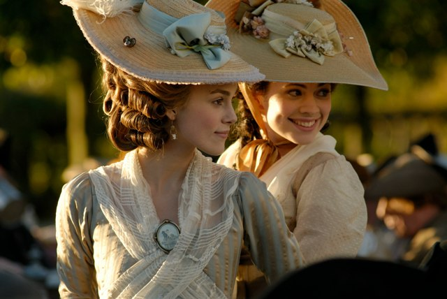 The Duchess was released by Paramount Home Video on December 28th, 2008.