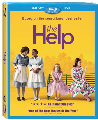 The Help was released on Blu-ray and DVD on December 6th, 2011