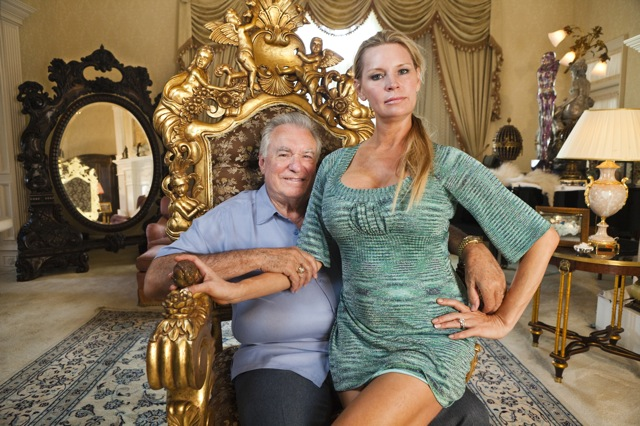 David and Jackie Siegel in The Queen of Versailles, a Magnolia Pictures release.