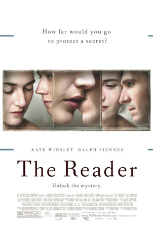 The Reader opens from The Weinstein Company on December 25, 2008.