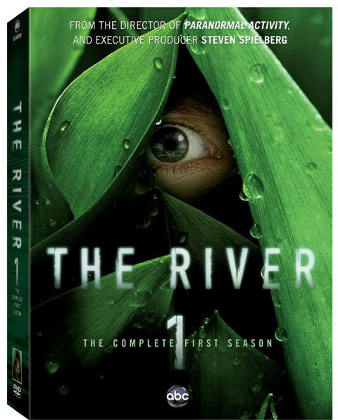 The River: The Complete First Season will be released on DVD on May 22, 2012