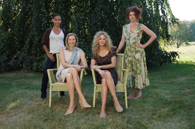 The Women was released by Warner Brothers on December 21st, 2008.