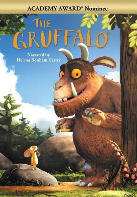 The Gruffalo was released on DVD on August 16, 2011.
