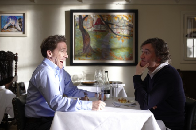 Rob Brydon and Steve Coogan star in Michael Winterbottom's The Trip.