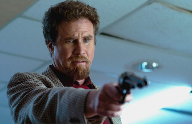 Will Ferrell (Damien Weebs) Takes Aim in 'Tim and Eric's Billion Dollar Movie'