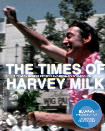 The Times of Harvey Milk was released on Blu-Ray and DVD on March 29, 2011.