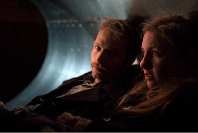 Pipe Dreams: David Call as Keith and Lena Dunham in 'Tiny Furniture'