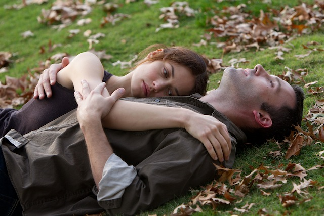 Olga Kurylenko and Ben Affleck star in Terrence Malick's To the Wonder.
