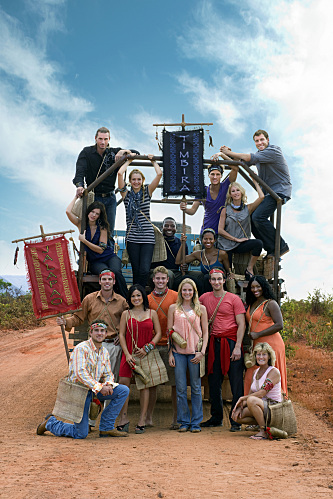 The sixteen contestants set to compete in Survivor: Tocantins - The Brazilian Highlands, when the eighteenth installment of the Emmy Award-winning reality series premieres Thursday, February 12 (8:00 - 9:00 PM ET/PT) on the CBS Television Network.