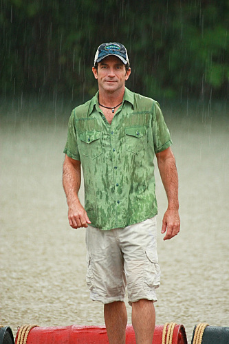 Jeff Probst, host of Survivor: Tocantins - The Brazilian Highlands, the eighteenth installment of the Emmy Award-winning reality series premieres Thursday, February 12(8:00 - 9:00 PM ET/PT) on the CBS Television Network.