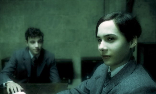 Frank Dillane as teenage Tom Riddle in 'Harry Potter and the Half-Blood Prince'