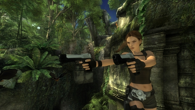 Tomb Raider Underworld was released by Eidos Interactive on November 18, 2008.