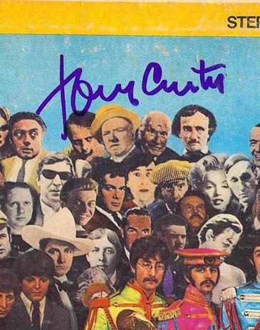 John, Paul, George, Ringo...and Tony