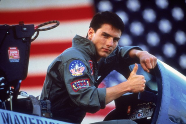 Top Gun was released on Blu-ray on August 30th, 2011