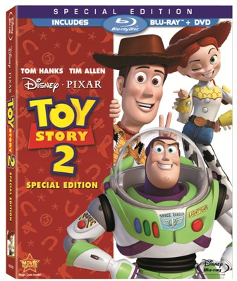 Toy Story was released on Blu-ray on March 23rd, 2010.