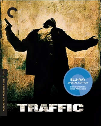 Traffic was released on Criterion Blu-ray and re-released on Criterion DVD on January 17th, 2012