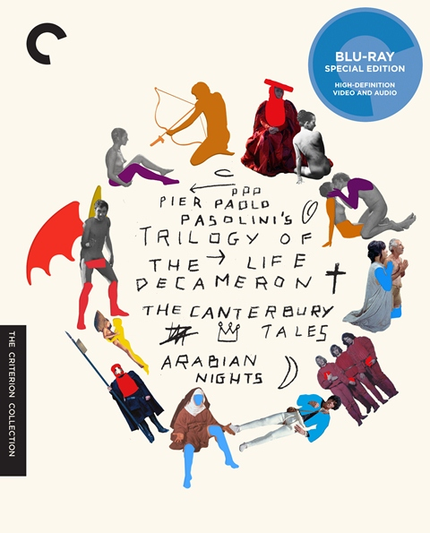 Trilogy of Life was released on Blu-ray and DVD on November 13, 2012