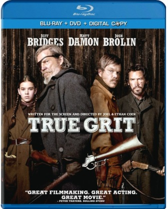 True Grit was released on DVD and Blu-ray on June 7th, 2011.