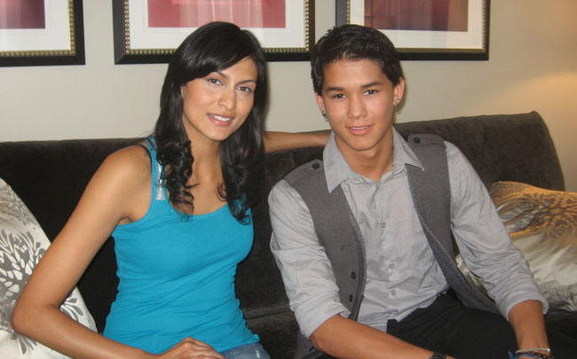 Tinsel Korey and BooBoo Stewart in Chicago, June 29th, 2010