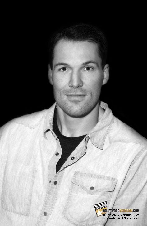 Daniel Cudmore in Chicago, November 18, 2011
