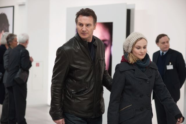 Liam Neeson and Diane Kruger star in Jaume Collet-Serra's Unknown.