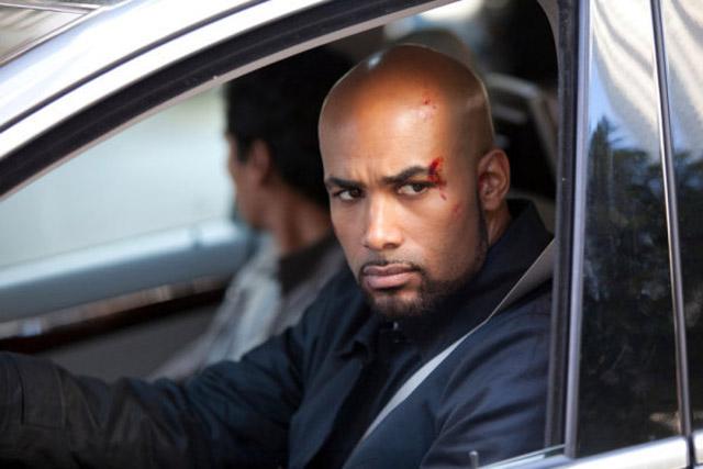 Secret Agent Man: Boris Kedjoe as Steven Bloom in 'Undercovers'